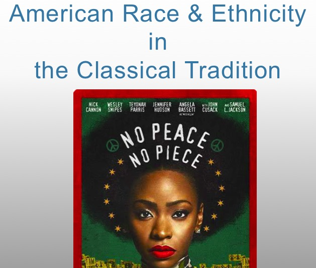 American Race and Ethnicity in the Classical Tradition