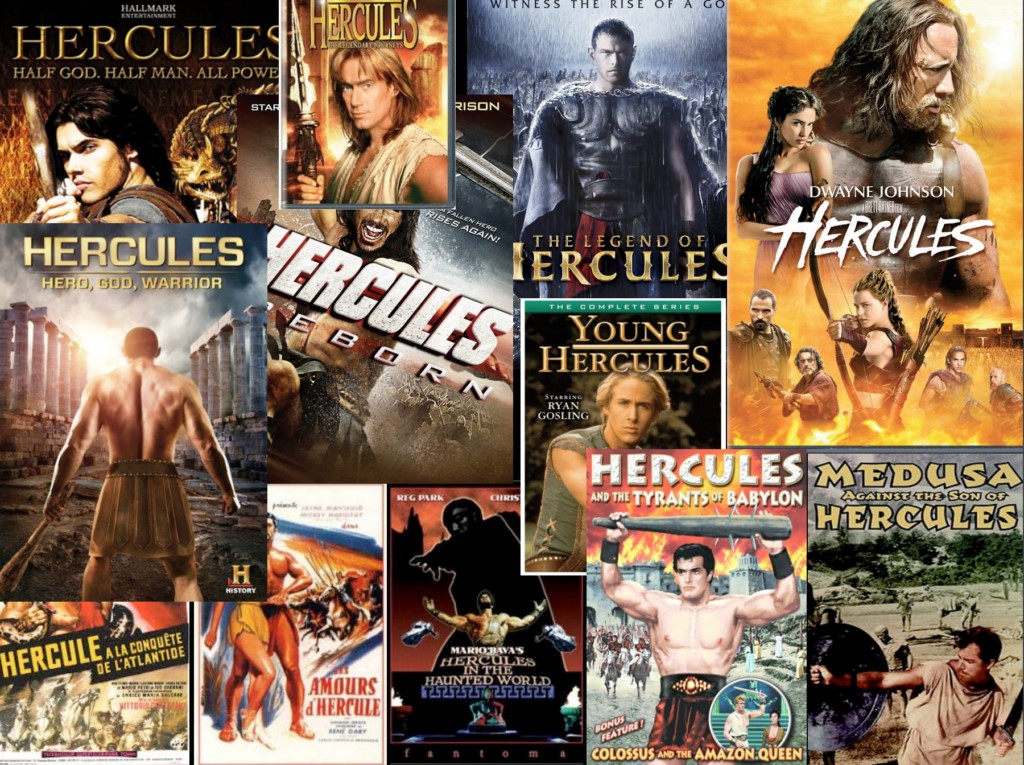Hercules in Film