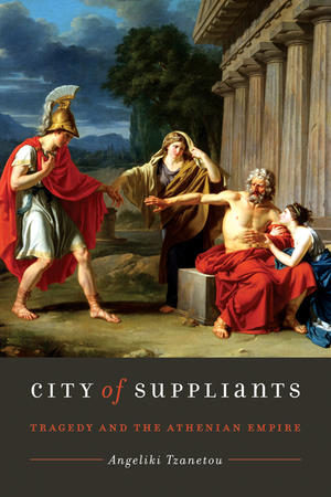Angeliki Tzanetou - City of Suppliants