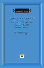 Giovanni Boccaccio: The Genealogy of the Pagan Gods